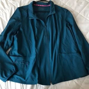 Heart and Soul Scrub Jacket